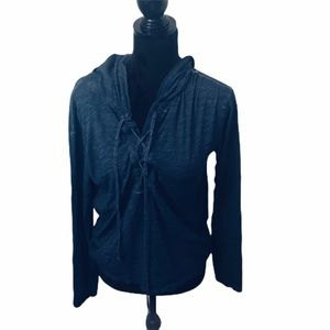 Sanctuary xs hooded top
